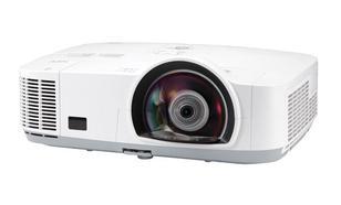 NEC Projektor LCD M260XS XGA, 2600ANSI, 2000:1, SHORT THROW