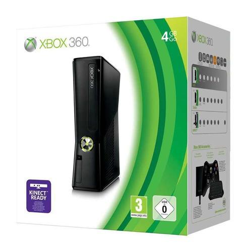 Konsola Xbox 360 4GB SLIM