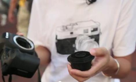 Tanie obiektywy Holga Lens vs PinWide