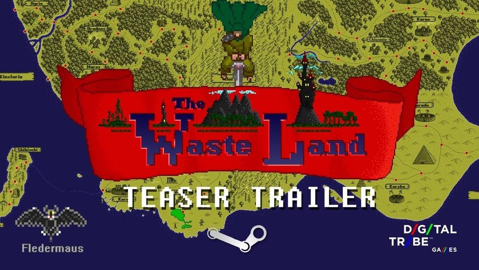Piątkowe Granie #10 - The Waste Land