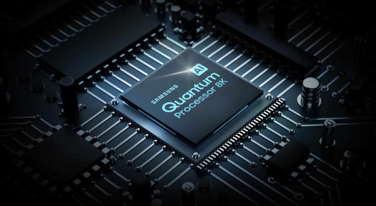 Procesor QLED Quantum 8K