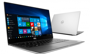 """Dell XPS 9370 Win10Pro i7-8550U/1TB/16GB/Intel UHD/13.3\""""4K"""
