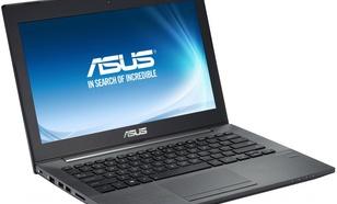 """Asus ASUSPRO PU301LA-RO181G Win7 + Win8Pro DP i3-4030U/4GB/500GB/HD4400/w/o ODD/13.3"""" HD AG Dark Gray"""