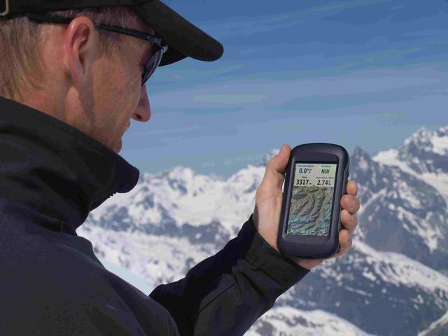 Garmin Montana - nawigacja GPS dla wymagających