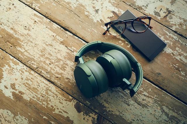 Bezprzewodowe słuchawki Sony