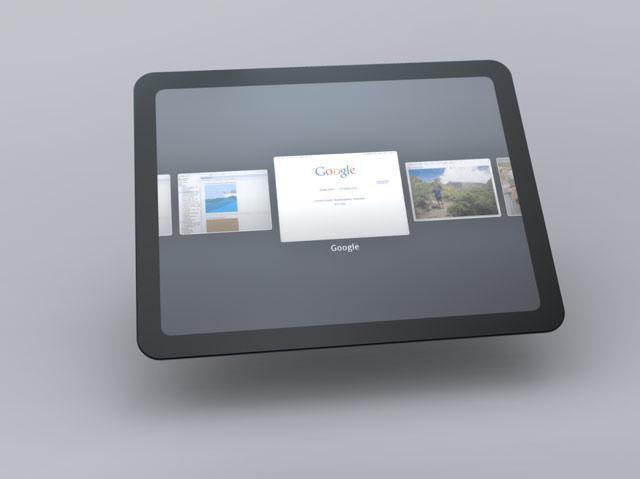 Pojedynek gigantów - tablet Google'a zagrozi iPad-owi