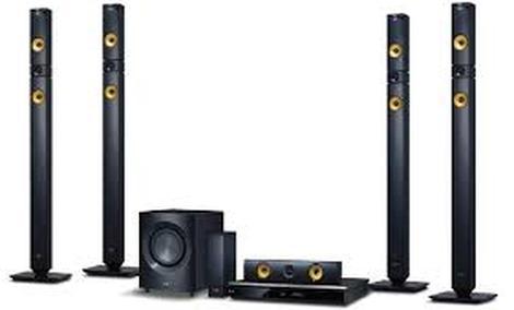 LG BH9530TW - 9.1-kanałowe kino domowe