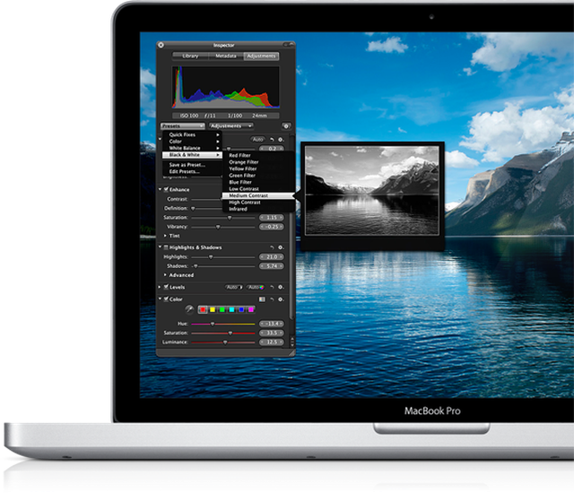 Nowe 15 i 17-calowe modele MacBook Pro