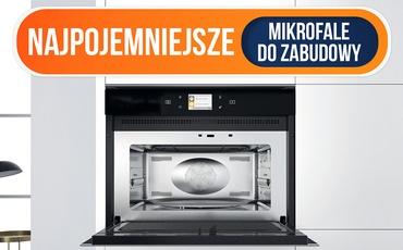Najpojemniejsze kuchenki do zabudowy |TOP 7|