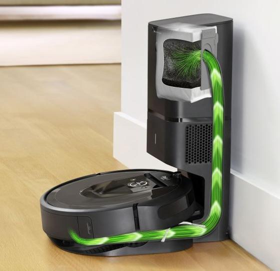 autonomiczny iRobot Roomba i7+