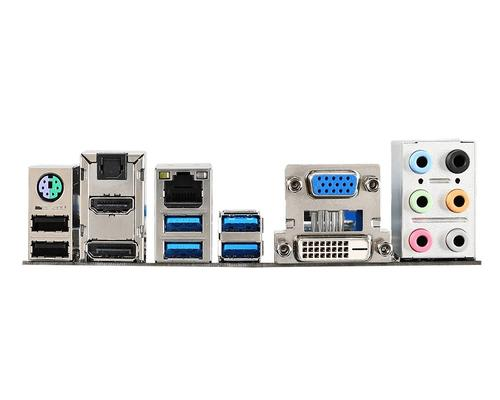 MSI Z97M-G43 s1150 Z97 4DDR3 RAID/USB3/GALN uATX