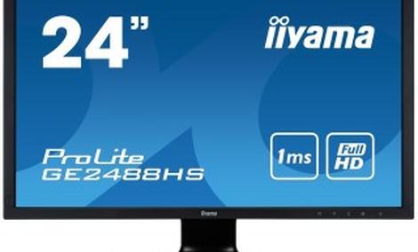 iiyama GE2488HS-B1 - Niedrogi Monitor Dla Graczy