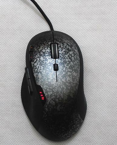 Logitech G500