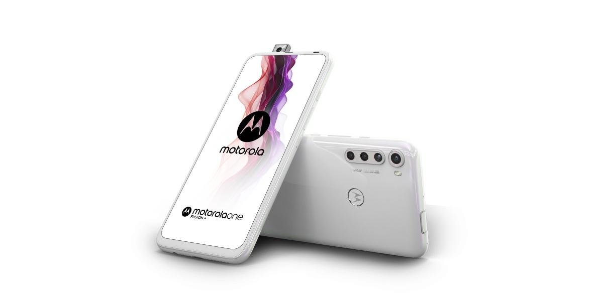 Motorola One Fusion+ pojawi się także w całkowicie białej wersji kolorystycznej