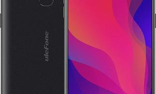 UleFone Power 3L (6,0''; 16GB; 2GB; kolor czarny )