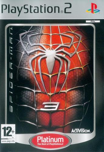 Activision Spiderman 3 Platinum