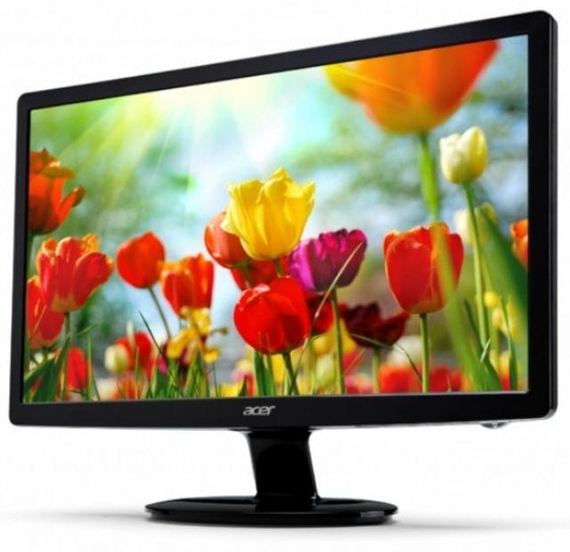 Acer S271HL – energooszczędny i przyjazny dla środowiska monitor