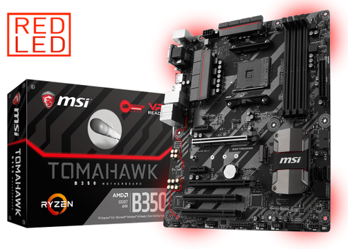 YouTube Tech Awards - MSI B350 Tomahawk