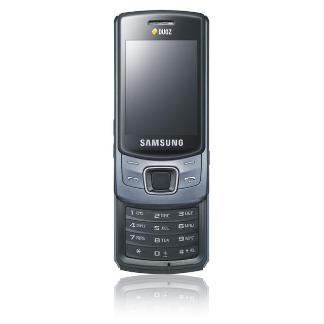 Samsung Duoz C6112 – telefon o podwójnej naturze