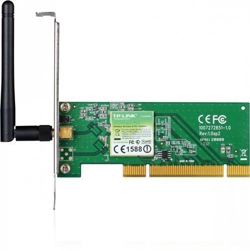 TP-LINK WN751ND karta WiFi N150 PCI 32-bit 1x2dBi (SMA) BOX
