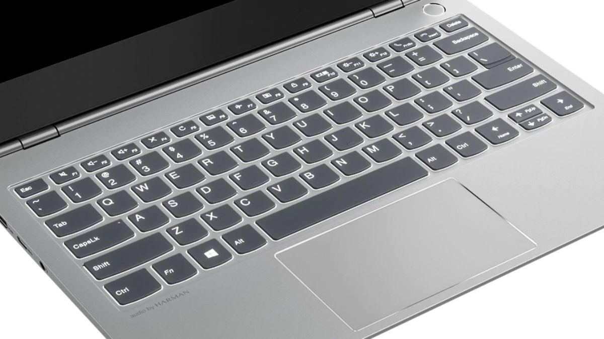 Lenovo ThinkBook 13s - klawiatura