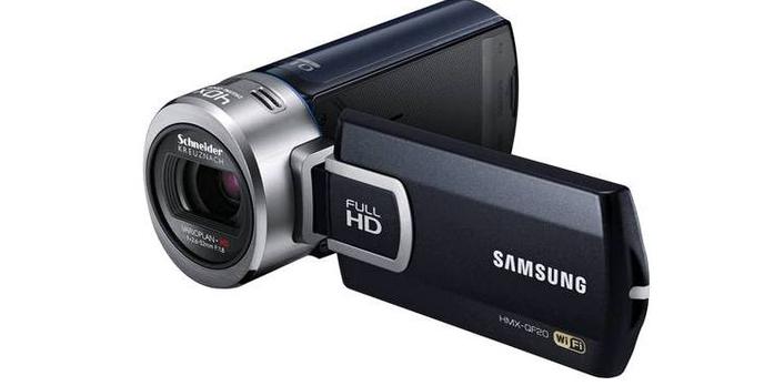 Samsung HMX QF-20 [PREZENTACJA]