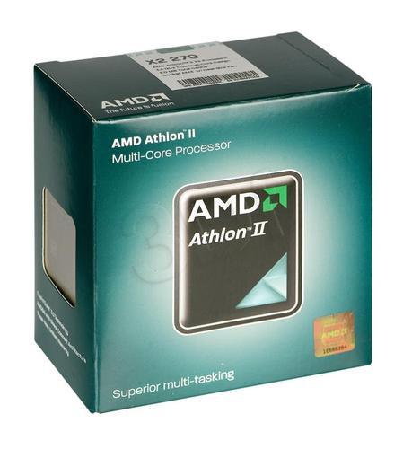 AMD Athlon II X2 270 BOX (AM3) (65W,45NM)
