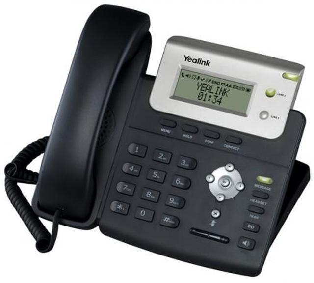 Yealink SIP-T20P - wysokiej jakości telefon Voip