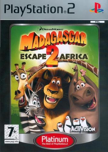 Activision Madagaskar 2 Platinum