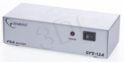 Gembird VGA 1PC->4xVGA