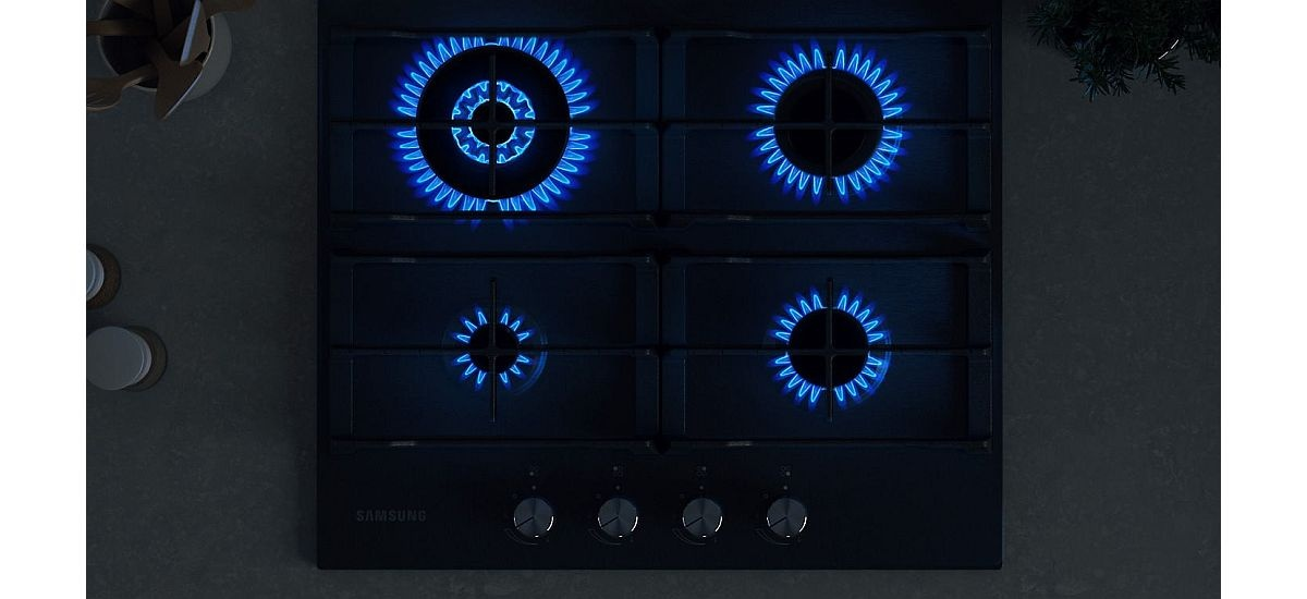 płyta gazowa Samsung