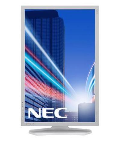 NEC 24'' LCD PA242W AH-IPS GB-R LED 16:10, Pivot, 1000:1 white