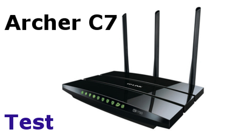 TP-Link Archer C7 - Router Gotowy na Standard AC