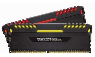Corsair Vengeance RGB DDR4 (2 x 8GB) 2666 CL16