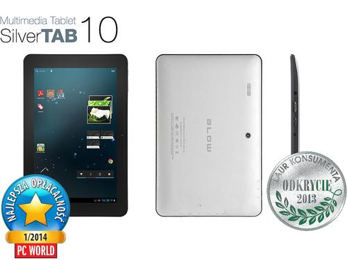 Blow SilverTab10 IPS/2x 1,6GHz/Android 4.2.2/DDRIII 1GB/Bluetooth 3.0