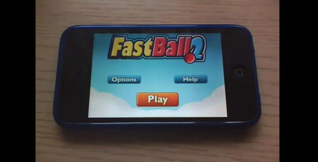FastBall 2 - gra na iPhone