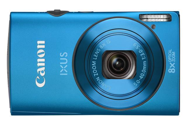 Canon Ixus 230 HS - funkcjonalny i niewielki aparat cyfrowy
