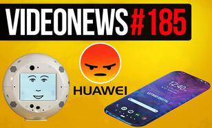 Australia nie lubi Huawei, taksówka-dron i nowy Snapdragon - VideoNews #185