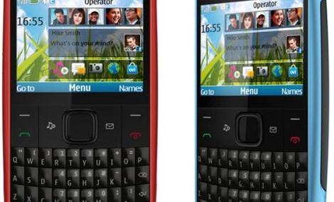 Nokia X2 01 - smartfon QWERTY