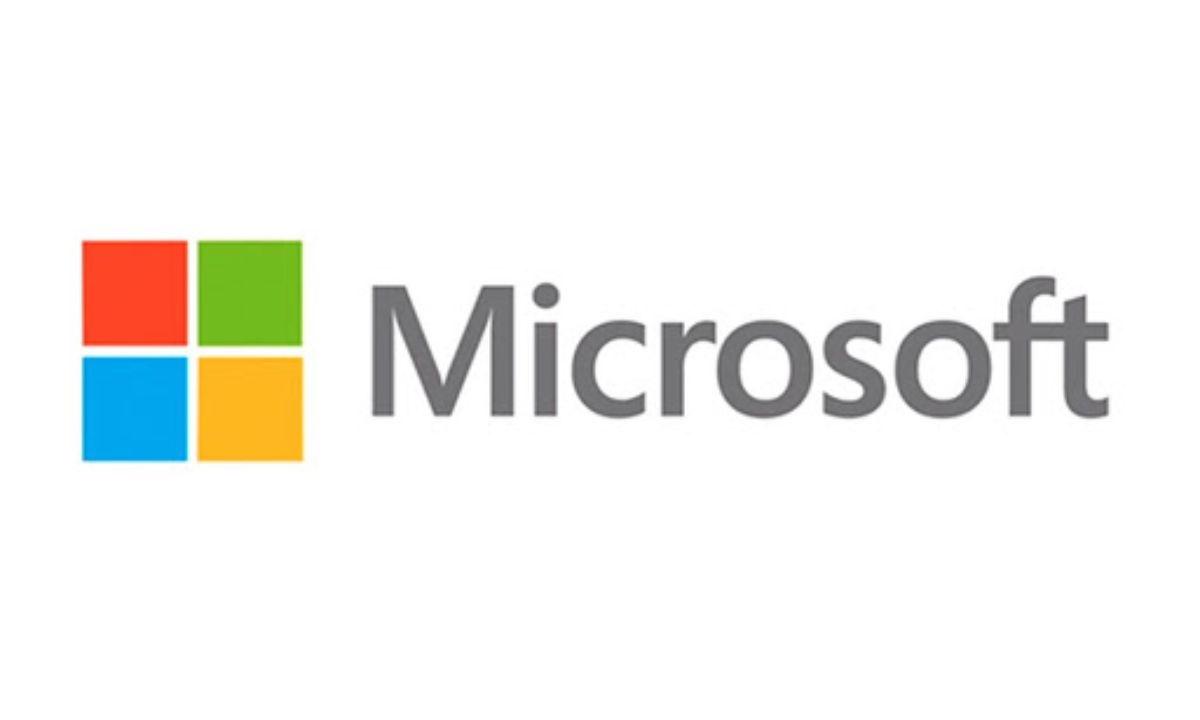 Grafika z logo Windowsa