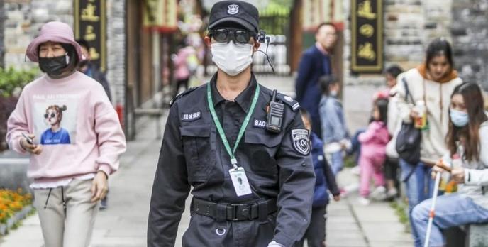 Okulary z termowizją, które wyszukują chore osoby - Ochrona czy inwigilacja?
