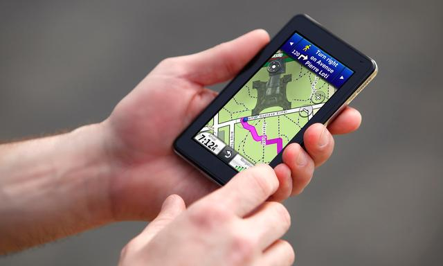 Bezpłatne mapy miast do nawigacji pieszej od Garmina