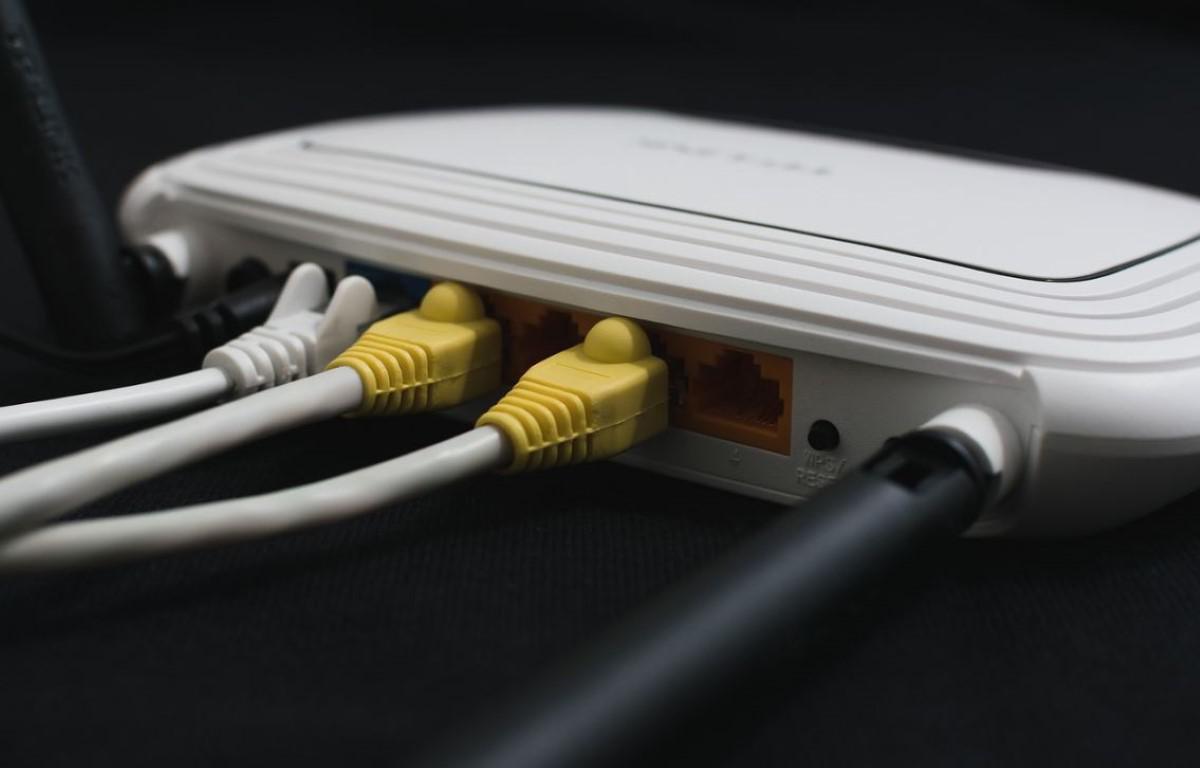 Router TP-Link z portem ADSL