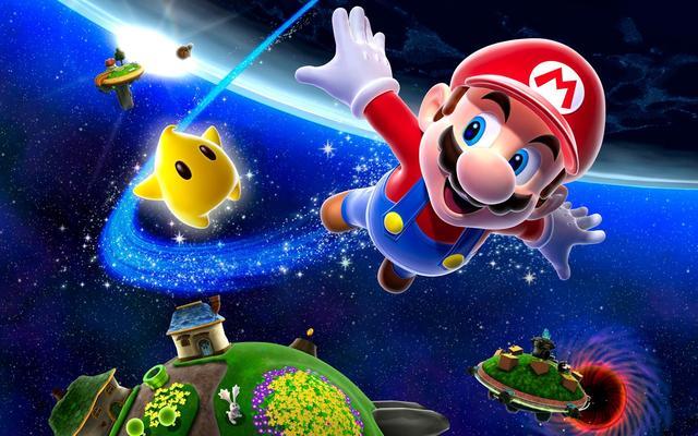 Super Mario Nie Poskacze Na Żadnej Planecie
