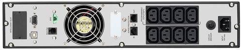 Lestar UPS OTRT-1500 Sinus LCD RT 8xIEC USB RS RJ 45