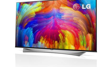 Nadchodzi Nowa Technologia W Telewizorach LG 4K ULTRA HD