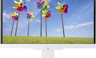 ViewSonic VX2363SMHL-W 23'', FullHD, LED, HDMI, 2ms, 2x1,5W (