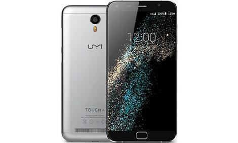 Umi Touch - Dobry Smartfon za Rozsądne Pieniądze!