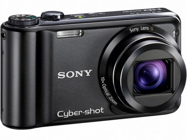 Cyber-Shot DSC HX5V - kompaktowy aparat roku