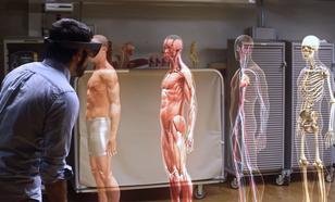 HoloLens Będzie Szkolił Przyszłych Lekarzy
